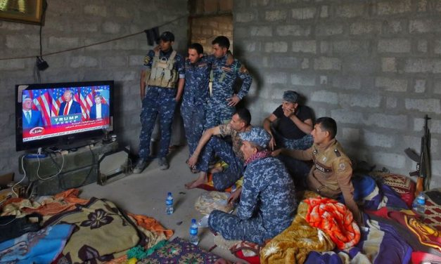 Iraqis Welcome Trump's Stance on ISIS, but Fear It May Backfire