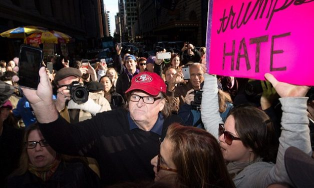 Michael Moore Suggests Trump Will Be Impeached: He 'Will Break Laws' [VIDEO]