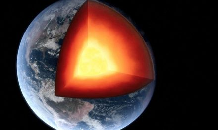 Ocean Of Water Discovered 620 Miles Below Earth's Surface