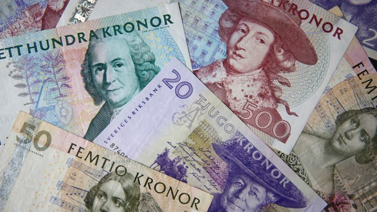 Sweden Could Be First With National Digital Currency