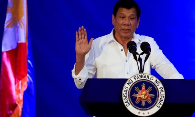 Philippines May Pull Out Of 'Useless' ICC, Happy To Join World Order Led By Russia And China