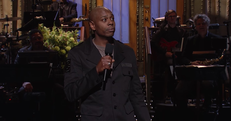 Dave Chappelle: 'I'm Going to Give Donald Trump a Chance""