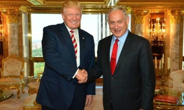 Netanyahu: Looking Forward To Working With Trump On Twin Interests Of Peace, Security