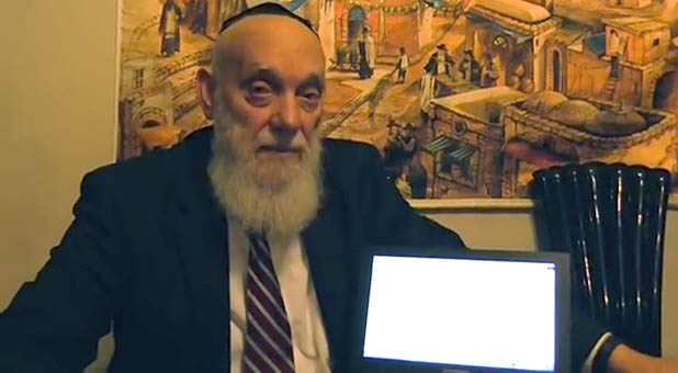 Rabbi Predicted Trump Win and Will Usher in the Second Coming