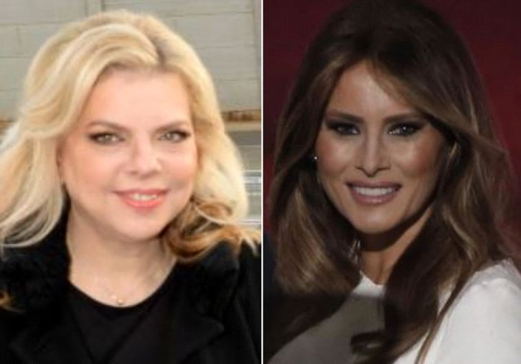 Melania Trump to Sara Netanyahu: I look forward to your visit