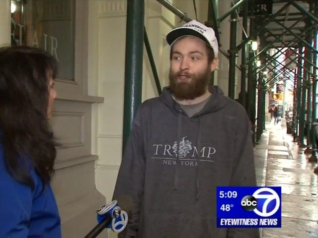 Man Wearing Donald Trump Hat Attacked on NYC Subway