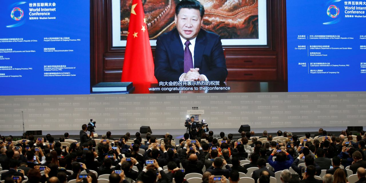 Communist China calls for global internet governance