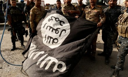 Mosul liberation leaves ISIS leader hiding in fear