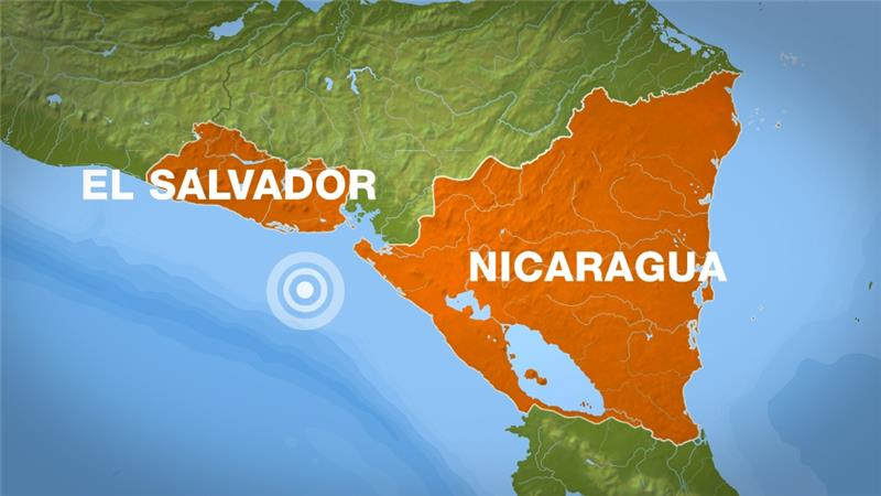 BREAKING: Major earthquake rattles Central America, tsunami warning issued