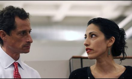 Leaked footage of the MOMENT Huma Abedin found out about Weiner