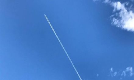 Mystery flight circles over Denver; officials have few answers