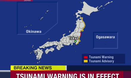 LIVE: 7.3-magnitude earthquake strikes off Japan