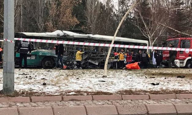 Car Bomb In Turkey Claims 13 Lives And Wounds 55