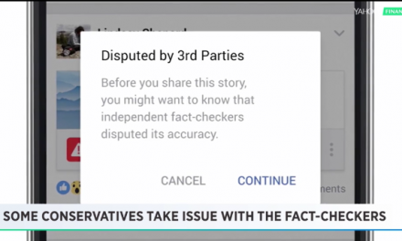 Who will check Facebook's 'fact checkers?'