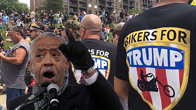 Sharpton saysThe Process' That Elected Trump 'Was Not Legitimate'