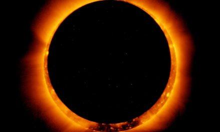 'Ring of Fire' Eclipse Will Be Visible from Southern Hemisphere Sunday