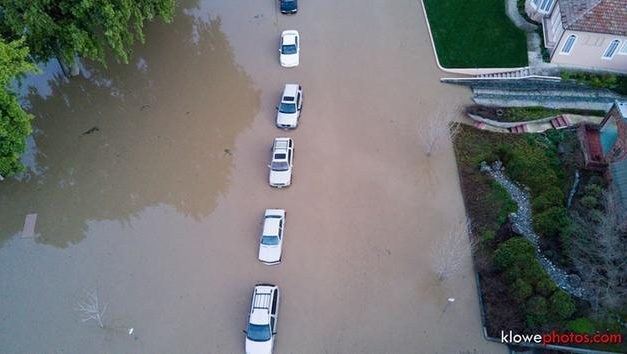 50,000 Urged to Evacuate from Flooding in San Jose, California