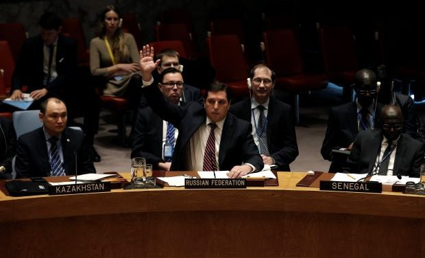 Russia, China block bid by Western powers to impose UN sanctions on Syria
