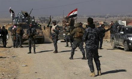 US-backed Iraqi forces enter Mosul airport, military base