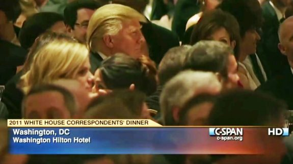 President Trump Announces He Will Not Attend White House Correspondents Dinner