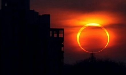"Annular ""Ring of Fire"" Solar Eclipse Will Be Seen This Sunday"