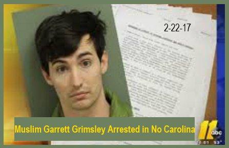 Muslim Convert with AK47 Threatens Mass Murder in North Carolina for Allah (Video)
