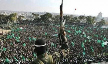New Hamas Leader Signals Shift To Iran, Conflict With Israel