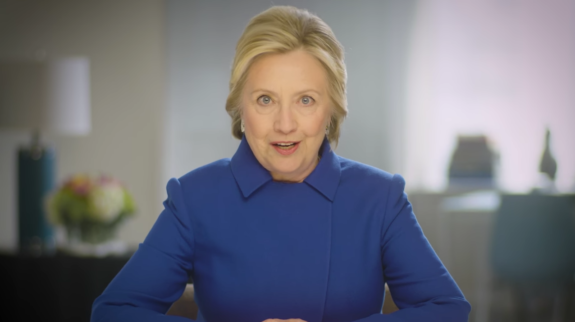 SHE'S BACK: Crooked Hillary Just Laid Groundwork for 2020 Presidential Election (VIDEO)