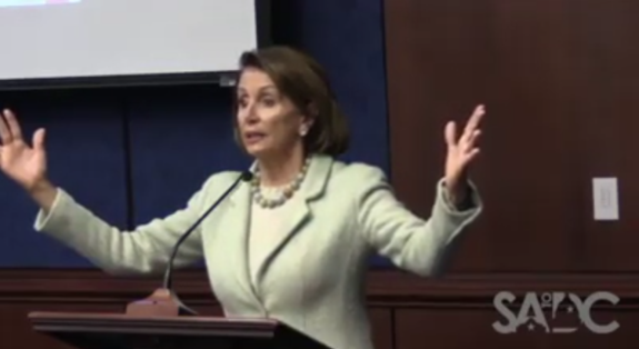 Nancy Pelosi PRAISES Violent and Impoverished Mexico as the Height of Civilization (VIDEO)