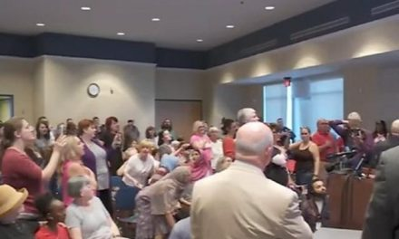 Liberal Protesters Freak Out After Town Hall Chaplain Prays in Jesus' Name