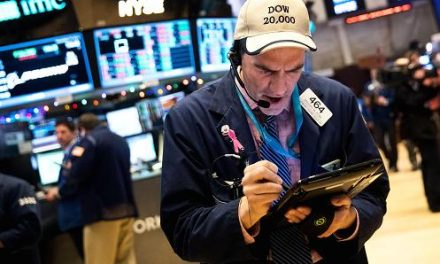Stocks close mixed after House pulls health-care bill