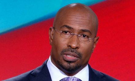 Donald Trump Honors Fallen Navy Seal And CNN's Van Jones Says That Moment Made Him President
