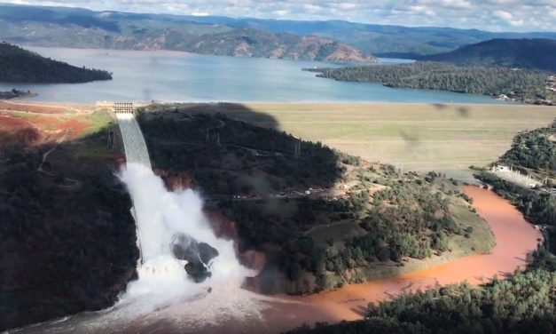 Oroville Dam Inspectors Reported Water Seepage & Structural Issues since 2014