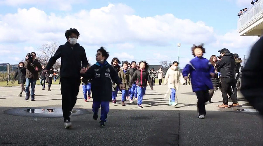First civilian evacuation drills in Japan amid N. Korea missile tests