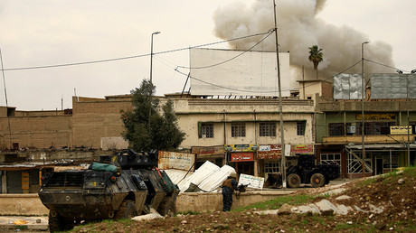 300,000 more civilians may flee western Mosul as fighting intensifies