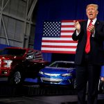 Ford invests $1.2bn in Michigan auto plants as Trump tweets 'Jobs! Jobs! Jobs!'
