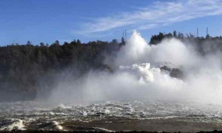 California may face 'significant risk' from Oroville Dam