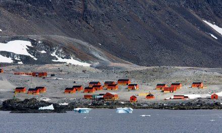 Antarctica Just Hit a Record High Temperature