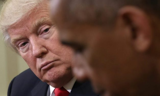 """Smoking Gun"" Evidence Coming Proving Obama Spied on Trump Team"