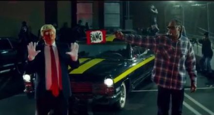 President Trump Responds to Snoop Dogg's Feral Assassination Video
