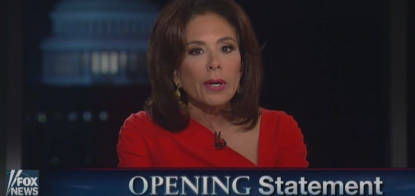 Judge Jeanine: 'Paul Ryan Needs to Step Down'