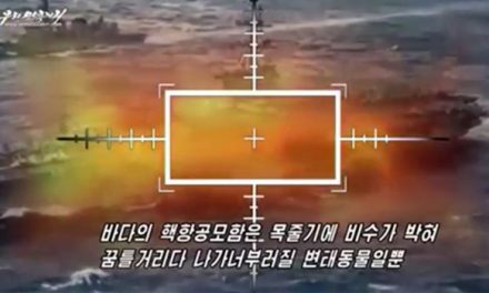 New Video Simulates North Korea Blowing up US Aircraft Carrier and Shooting Down Bomber