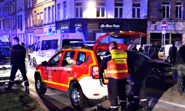 French City of Lille on Lockdown After Multiple Shootings