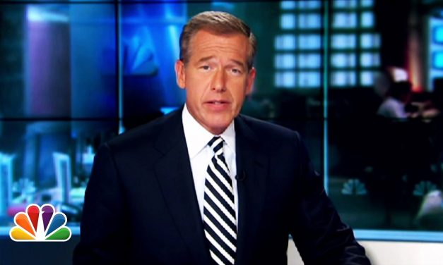 Brian Williams: It's 'Striking' That 'An Alternative Universe Is Being Proposed' By the WH
