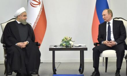 Russia and Iran's Cooperation Hints at a New Middle East