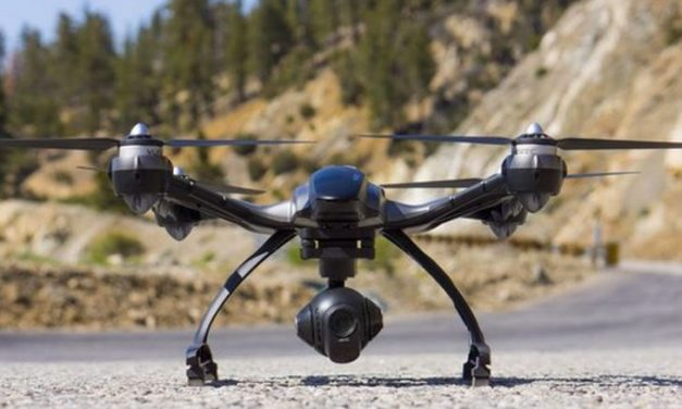 Police to Use Drones to Pursue Criminals and Missing Persons