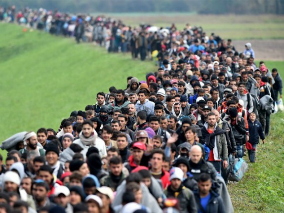 Turkey Threatens to Open Border with Europe to New Flood of Asian Migrants