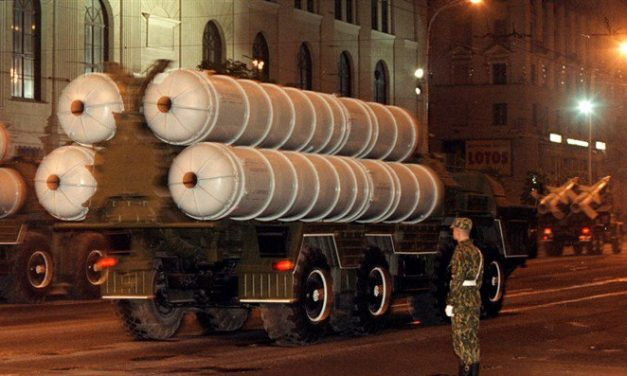 Iran says S-300 system operational