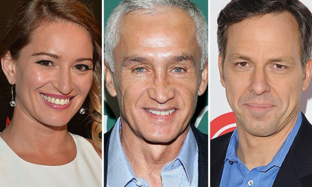 Walter Cronkite Awards Dub Jake Tapper, Jorge Ramos, and Katy Tur Best Reporters of 2016 Election