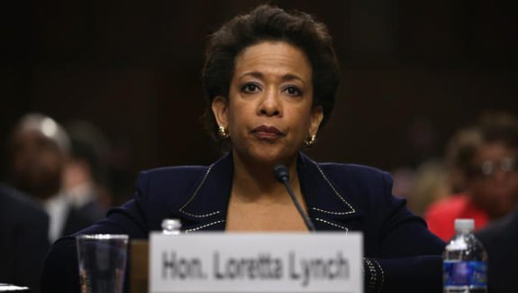 Attorney General Lynch Signed Off on ALL FISA Applications to WireTap Trump